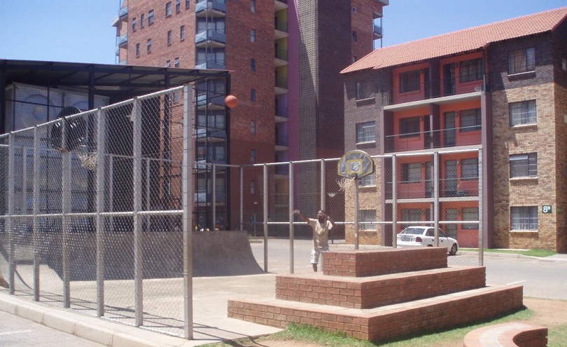 Johannesburg Housing Company World Habitat