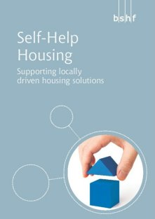 Self-Help Housing: Supporting locally driven housing solutions
