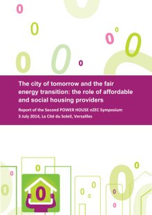The city of tomorrow and the fair energy transition: the role of affordable and social housing providers