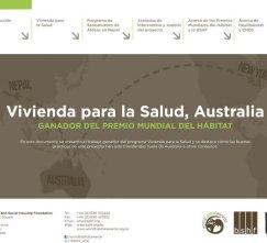 Informe: Programa Vivienda para la Salud y Jornadas de Intercambio