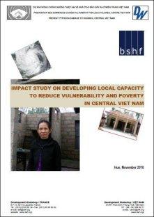 Evaluación de Impacto acerca del Desarrollo de las Capacidades Locales para reducir Vulnerabilidad y Pobreza