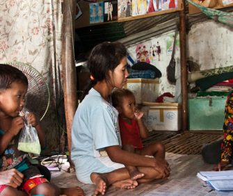 Habitat and living conditions improvement in poor communities in Phnom Penh